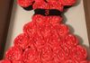 Minnie Mouse (cupcake pull-apart cake)
