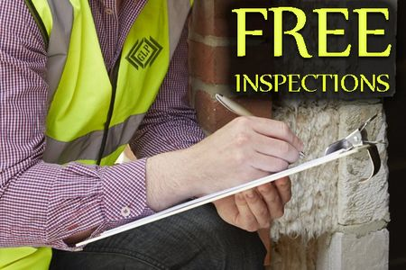 free foundation repair inspections