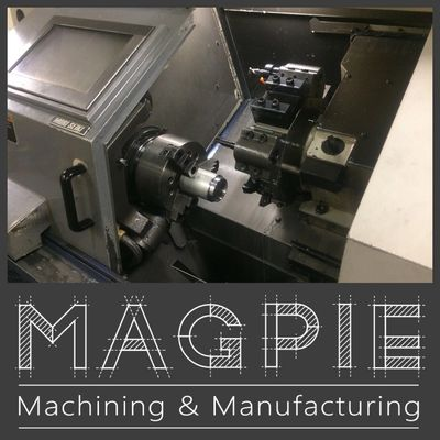 Magpie Machining & Manufacturing Shop