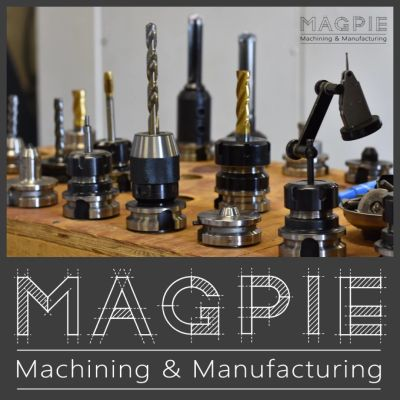 Magpie Machine Shop Milling, Drilling & Turning