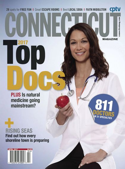 Connecticut Magazine Top Docs