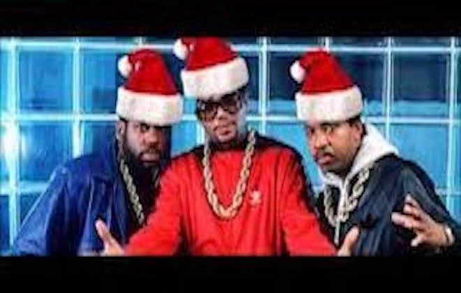 Christmas Rap Music.Is Christmas In Hollis The Best Christmas Song In Hip Hop