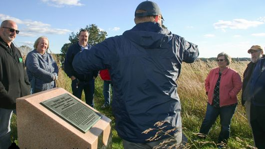 Gettysburg Licensed Guide Eric Lindblade, member Association of Licensed Battlefield Guides