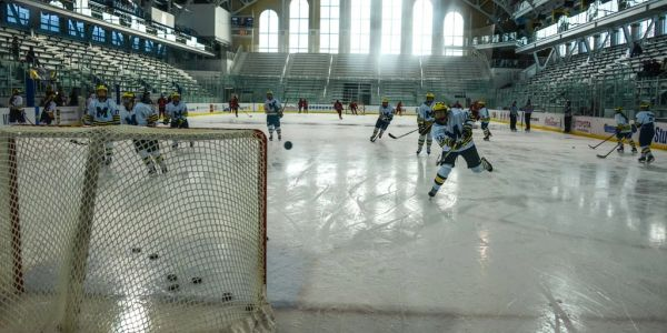 University of Michigan Women's Ice Hockey
