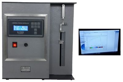 Fiber Yarn Strength Tester, Computerized Tensile Testing Machine