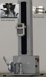 Button Pull Strength Tester, Digital Pull Strength Tester, Neck Stretch Tester, Snap Tester