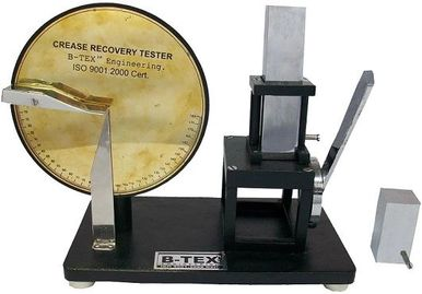 Crease Recovery Tester, Angle Recovery Tester, Fabric, Paper