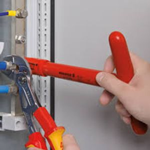 Fixed wire electrical testing