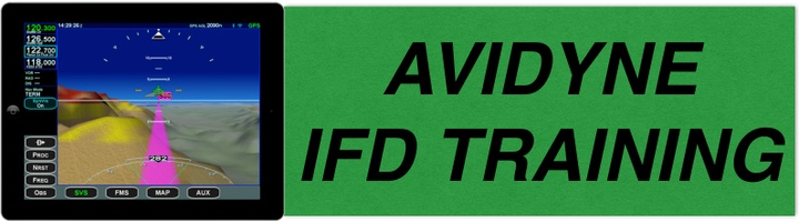 Avidyne IFD Training