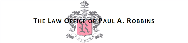 The Law Office of Paul A. Robbins