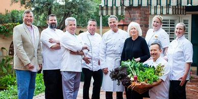 Duncan Trading's Farmer in the House dinners feature Phoenix's best chefs; photo by Scott Foust