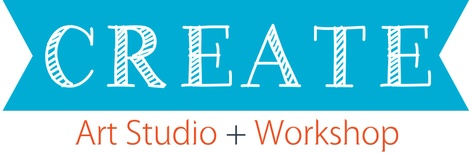 CREATE: Art Studio + Workshop