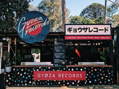 Gyoza Records have more than 10 years experience in Japanese catering