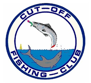 Cut Off Fishing Club Website Underconstruction