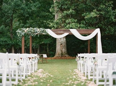 The Inn at Oak Lawn Farms Southern Plantation Wedding in GA with Style Me Pretty, outdoor weddings