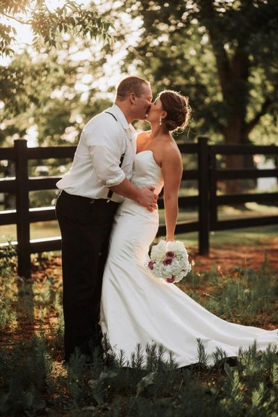 The Inn at Oak Lawn Farms Wedding Venue reviews. Bel Fiore Bridal.