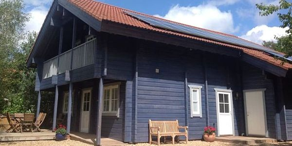 Eco Lodge For Sale Somerset