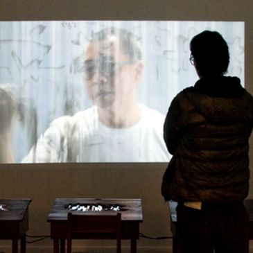 "Exhibition ""What is it to be Chinese?"" at Grimmuseum, Berlin. Photo: © Laura Gianetti"