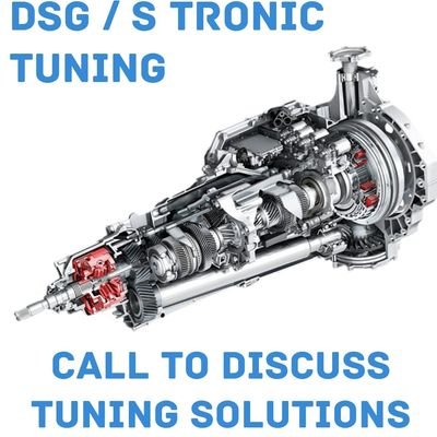 Gearbox Tuning, DSG Tuning, Launch Control Activation