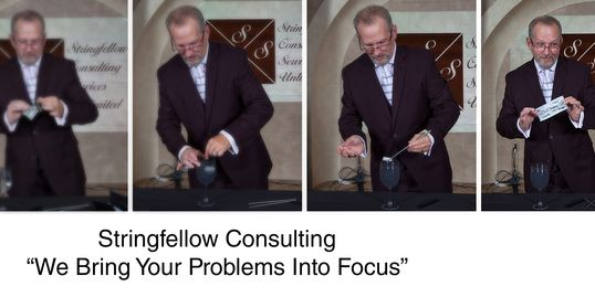Stringfellow Consulting Services Solves Problems