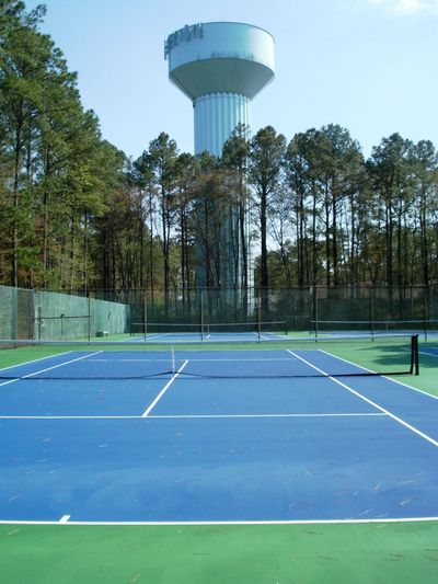 Bayside Tennis, located adjacent to South Bethany water tower on Kent Avenue in Bethany Beach, DE.