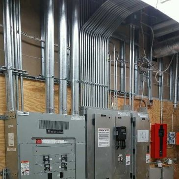 Industrial New Service and panels