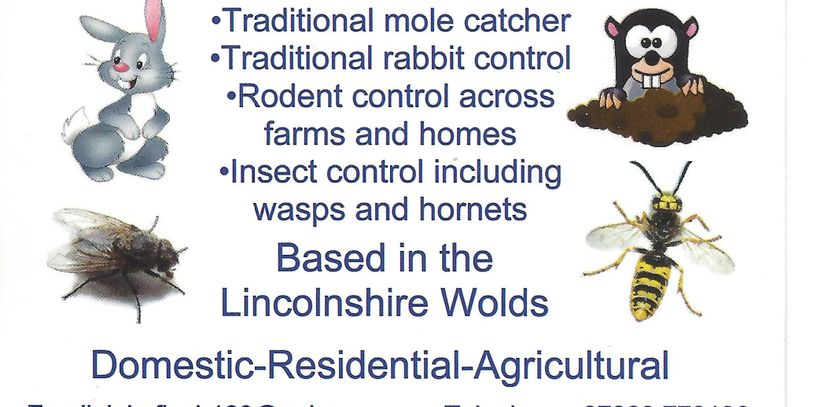 Fincham AGRI Pest Control Services Covering all your pest control needs 07823 778136