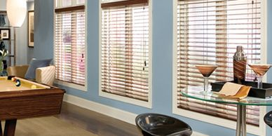 Horizontal blinds | Blinds in many colors & textiles | Window blinds for large windows | Best Blinds