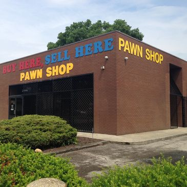 Buy Here Sell Here Pawn Shop - Columbus, OH