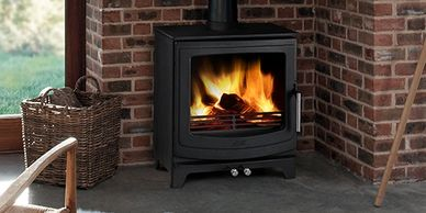 SOLID-FUEL STOVES