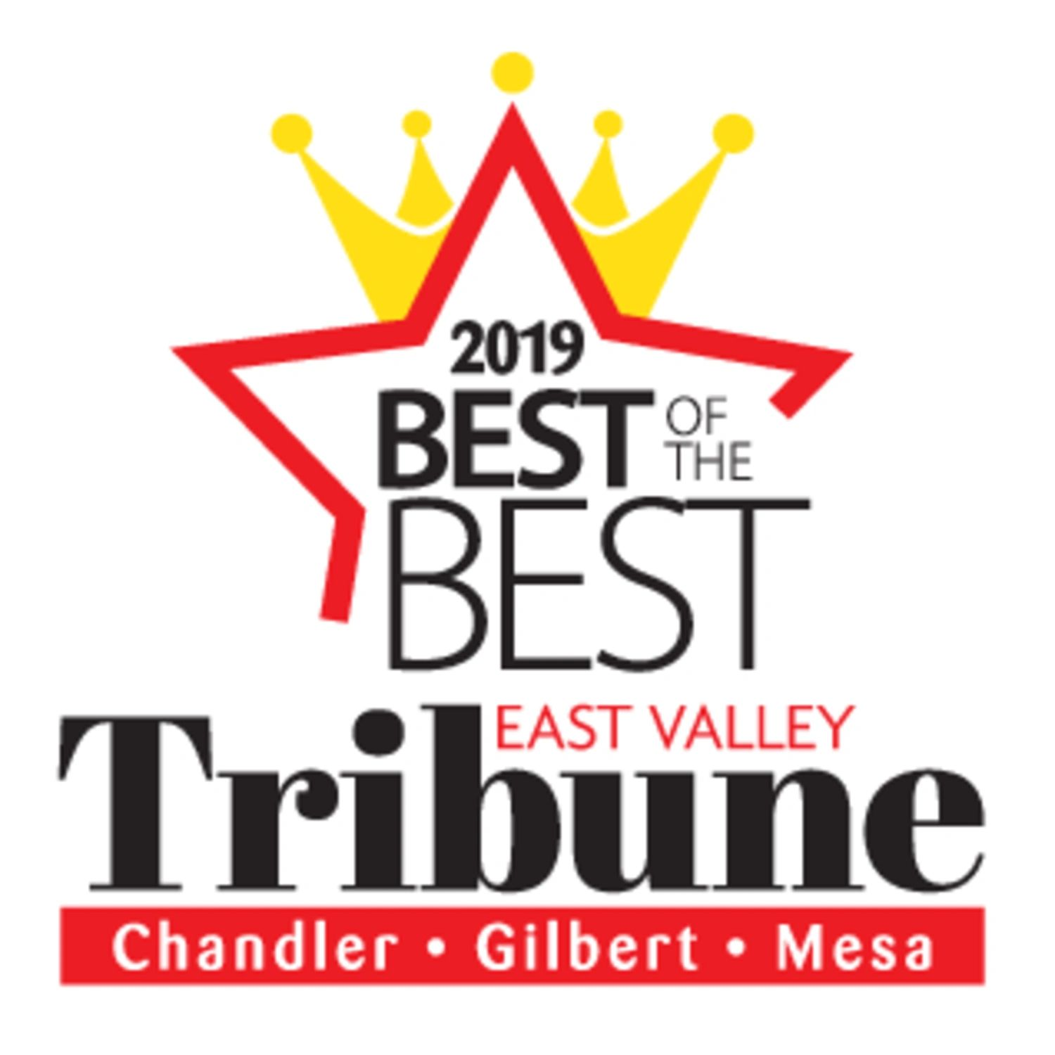 Thrive Regenerative Medicine - voted Best of the Best by The East Valley Tribune for Men's Wellness