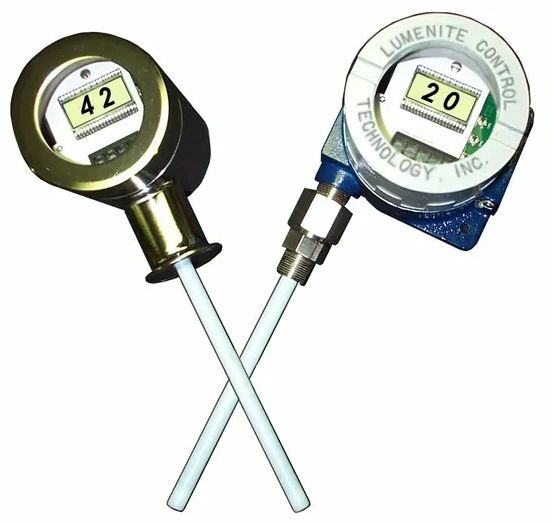 Sanitary And Industrial Continuous RF Capacitance Level Transmitters For Conductive And Non-Conducti