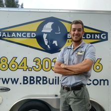 Ames Hamilton, Owner of Balanced Building & Repair, LLC located in Greenville, SC.