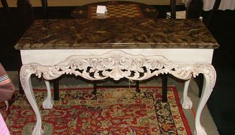 Hand painted/mural furniture