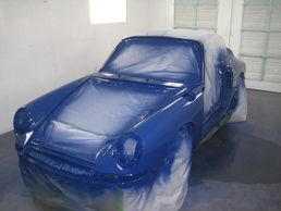porsche paint ossi blue