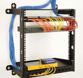 Structured wiring installation, wired networks for business in Bradenton Sarasota