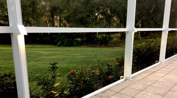 Lanai and Pool Deck Lighting in Bradenton Sarasota