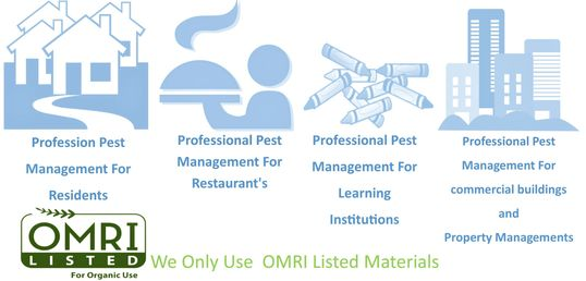 Rodent Control   Bird Control  Insect Control (Excluding Termites) Bed-Bug  Fly Control