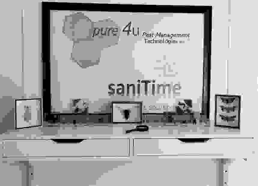 The Office of Pure 4U Pet Management Technologies
