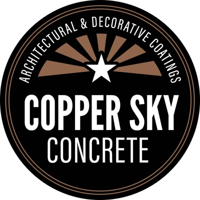 Copper Sky Concrete