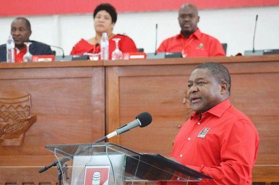Comissão Política da FRELIMO reúne em 55ª Sessão Ordinária