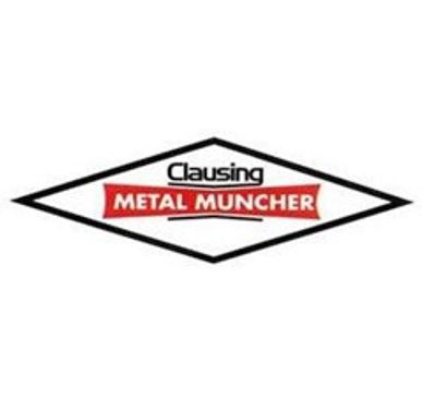 clausing metal-muncher iron worker tooling