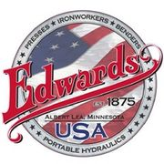 edwards ironworker punch tooling