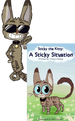 Sticky the Kitty!