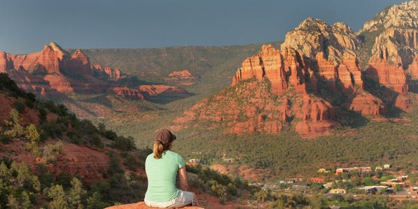 Dr. Lewis lives in the beautiful energy vortex of Sedona, Arizona.