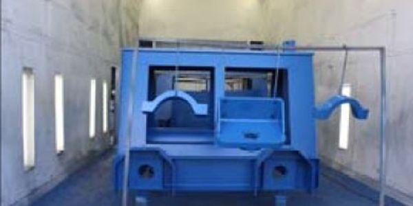 Valco Paint Booth