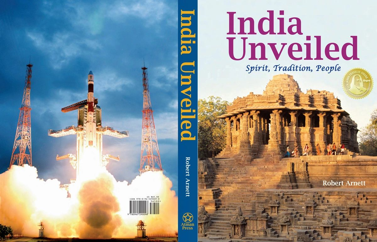 India Unveiled by Robert Arnett, best books on India. Teaches diversity and multicultural  education