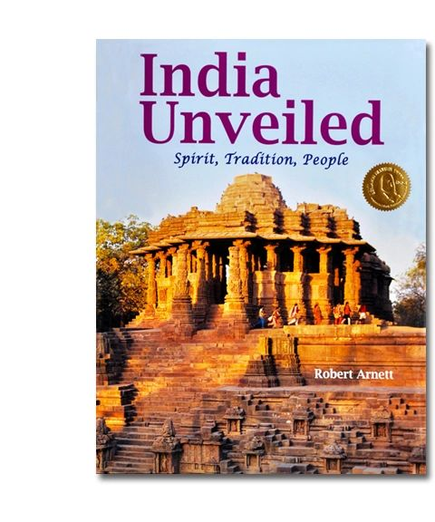 India book, India Unveiled, Spirit, Tradition, People captures India's religions, culture, customs