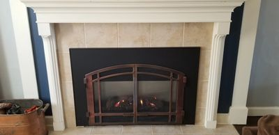 Fireplace inspection, by Linn Inspection LLC