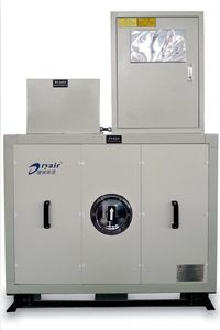 DRYAIR ZC-Series Desiccant Dehumidifiers Stand Alone Desiccant Dehumidification Components.